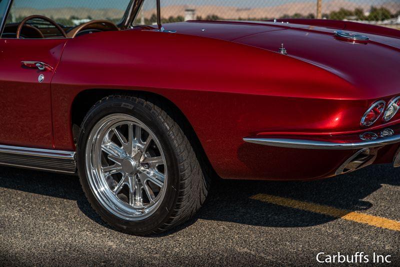 1966 Chevy Corvette Roadster   Concord, CA   Carbuffs in Concord, CA
