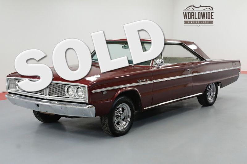 1966 Dodge CORONET 440 WITH A 383 ENGINE | Denver, CO | Worldwide Vintage Autos