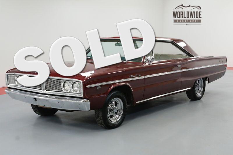 1966 Dodge CORONET 440 WITH A 383 ENGINE | Denver, CO | Worldwide Vintage Autos