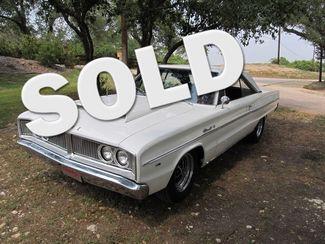 1966 Dodge Coronet 440 Tribute Liberty Hill, Texas