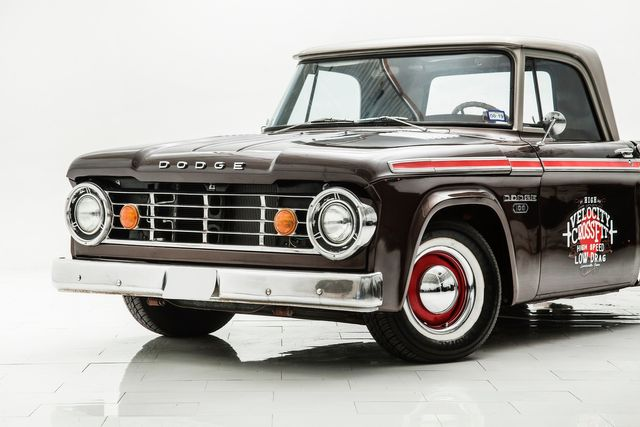1966 Dodge D100 in Addison, TX 75001