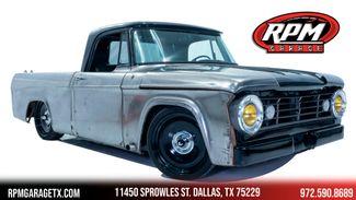 1966 Dodge D100 Rat Rod Custom in Dallas, TX 75229