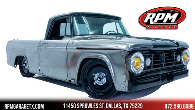 1966 Dodge D100 Rat Rod Custom in Dallas, TX 75229