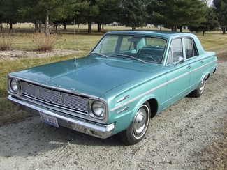 1966 Dodge Dart    Mokena, Illinois   Classic Cars America LLC in Mokena Illinois