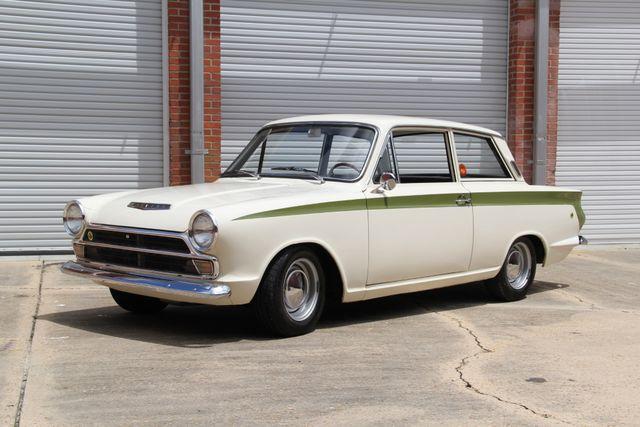 1966 English Ford MK1 LOTUS CORTINA