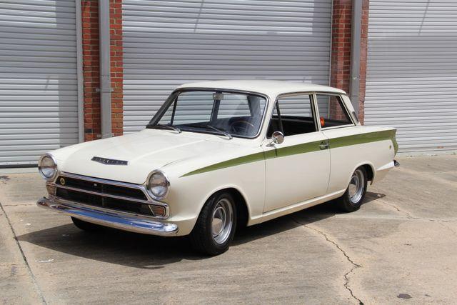 1966 English Ford MK1 LOTUS CORTINA Jacksonville , FL 62