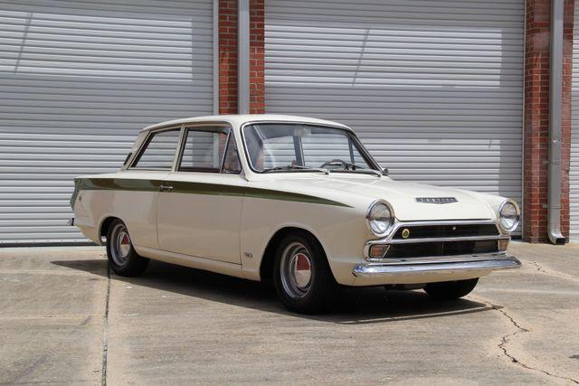 1966 English Ford MK1 LOTUS CORTINA Jacksonville , FL 1