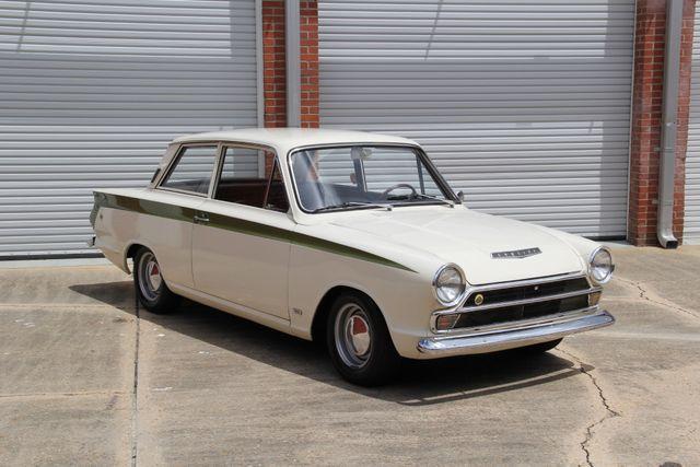 1966 English Ford MK1 LOTUS CORTINA Jacksonville , FL 63