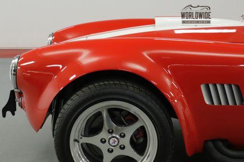 1966 Factory Five COBRA  V8! 4-SPEED! 850 MILES ON THE BUILD!  | Denver, CO | Worldwide Vintage Autos in Denver, CO