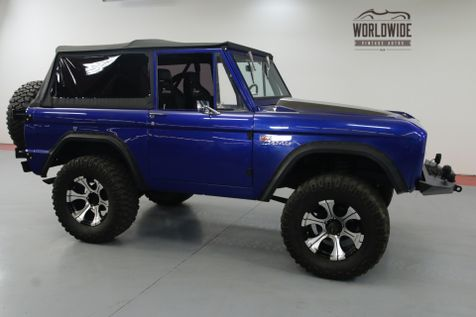 1966 Ford BRONCO RESTORED. CUSTOM. LIFT. PS. PB. 351W MOTOR! | Denver, CO | Worldwide Vintage Autos in Denver, CO