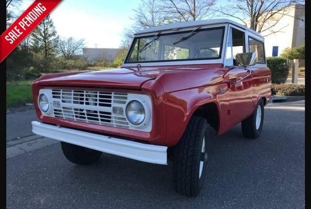 1966 Ford Bronco in Mesa, AZ 85210