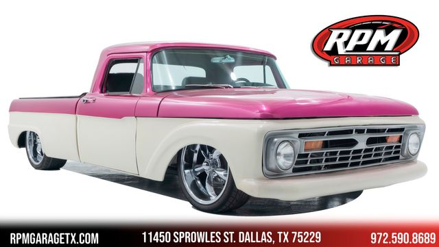 1966 Ford F100 Lowered Custom Show Truck in Dallas, TX 75229