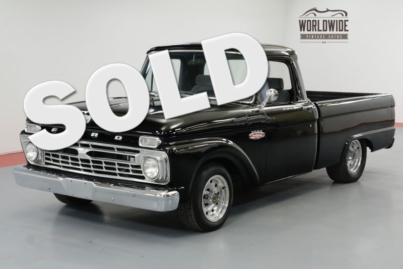 1966 Ford F100 RESTORED SHORT BED VINTAGE AC 351 V8 | Denver, CO | Worldwide Vintage Autos