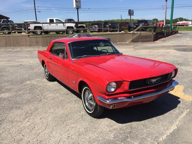 1966 Ford Mustang Boerne, Texas 2