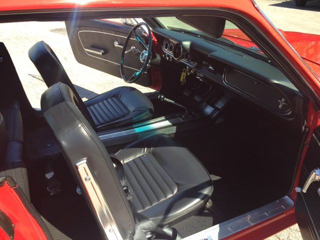 1966 Ford Mustang Boerne, Texas 11