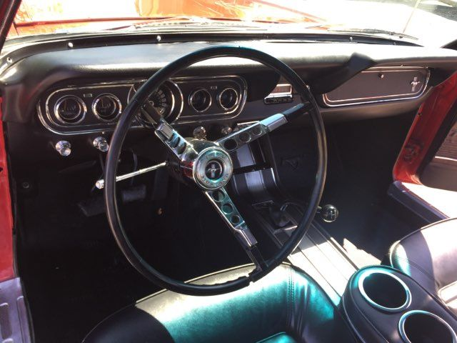 1966 Ford Mustang Boerne, Texas 19
