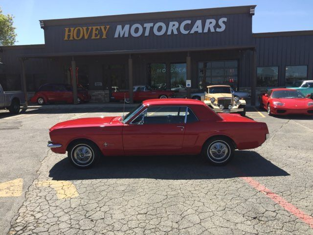 1966 Ford Mustang Boerne, Texas 0