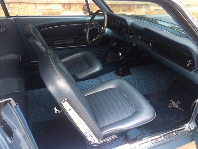 1966 Ford Mustang coupe in San Antonio, Texas 78006