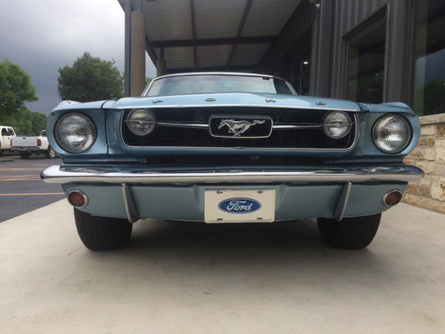 1966 Ford Mustang coupe in Boerne, Texas 78006