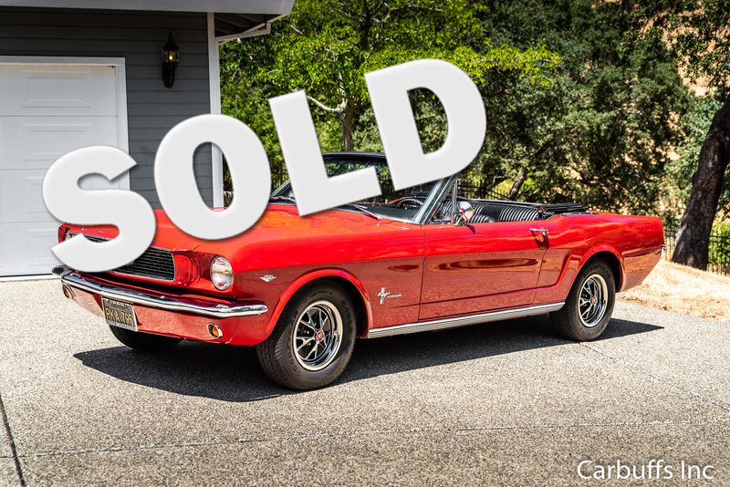 1966 Ford Mustang Convertible | Concord, CA | Carbuffs