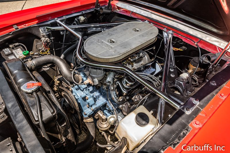 1966 Ford Mustang Convertible | Concord, CA | Carbuffs in Concord, CA