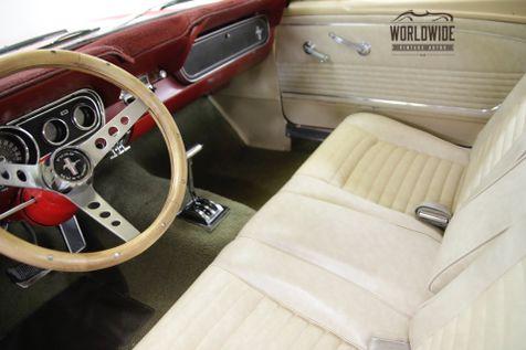 1966 Ford MUSTANG REBUILT 289 AUTO 500 MILES ON BUILD | Denver, CO | Worldwide Vintage Autos in Denver, CO