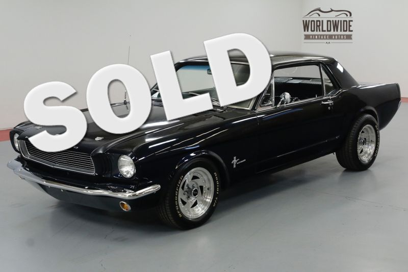 1966 Ford MUSTANG 1966 FORD MUSTANG 351 WINDSOR NEW INTERIOR. | Denver, CO | Worldwide Vintage Autos