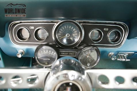 1966 Ford MUSTANG RARE FASTBACK NICELY RESTORED 4 SPD V8 4BRL  | Denver, CO | Worldwide Vintage Autos in Denver, CO