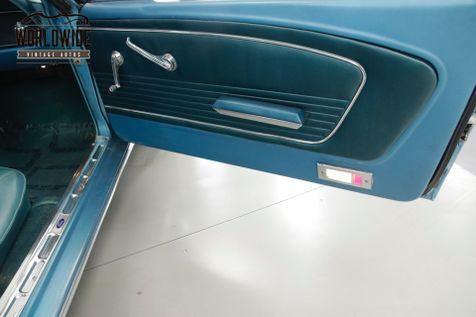 1966 Ford MUSTANG RARE FASTBACK NICELY RESTORED 4 SPD V8 4BRL    Denver, CO   Worldwide Vintage Autos in Denver, CO
