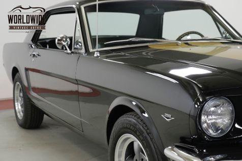 1966 Ford MUSTANG  HERTZ TRIBUTE AUTO! CHROME! 289 V8. PB DISC  | Denver, CO | Worldwide Vintage Autos in Denver, CO