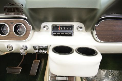 1966 Ford MUSTANG  POWER STEERING V-8 PONY INTERIOR | Denver, CO | Worldwide Vintage Autos in Denver, CO