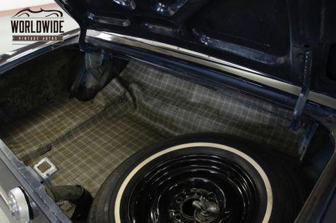 1966 Ford MUSTANG CONVERTIBLE 289V8