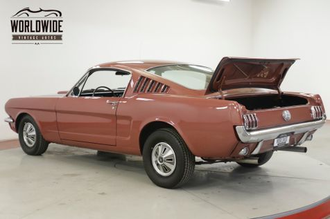 1966 Ford MUSTANG FASTBACK. 289 V8 4SPD PB. SHOW OR GO. COLLECTOR | Denver, CO | Worldwide Vintage Autos in Denver, CO