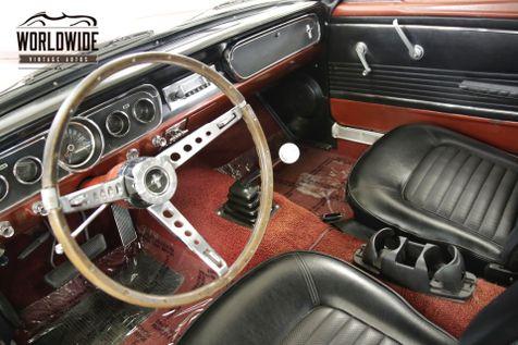 1966 Ford MUSTANG FASTBACK. 289 V8 4SPD PB. SHOW OR GO. COLLECTOR   Denver, CO   Worldwide Vintage Autos in Denver, CO