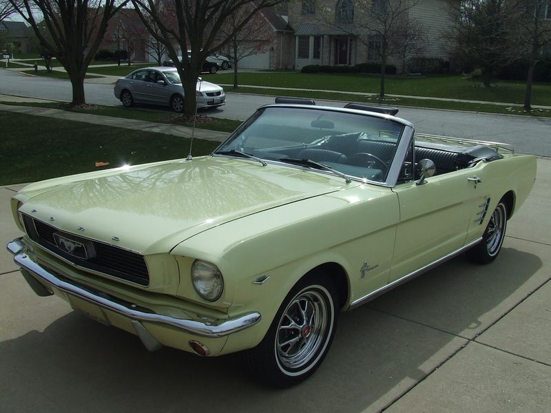 1966 Ford Mustang  | Mokena, Illinois | Classic Cars America LLC in Mokena Illinois