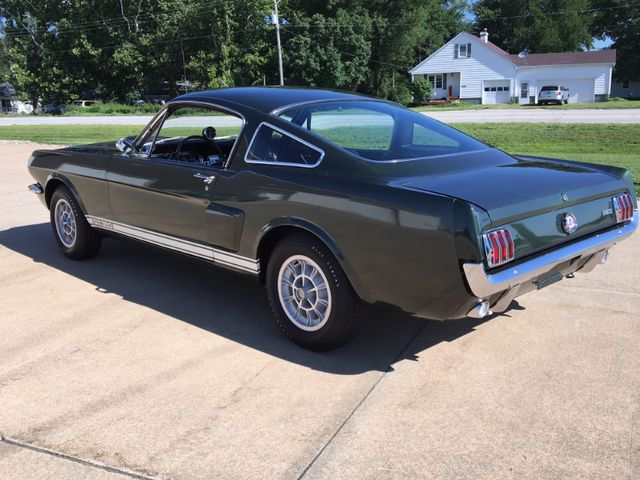 1966 Ford Mustang All Original, Unrestored ONLY 6973 Miles: 1966 Ford Mustang Shelby GT350 Never SEEN Rain! Numbers Matching! Orginal Miles!