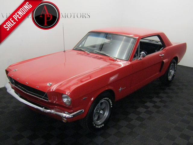 1966 Ford Mustang V8 4 SPEED POWER DISC