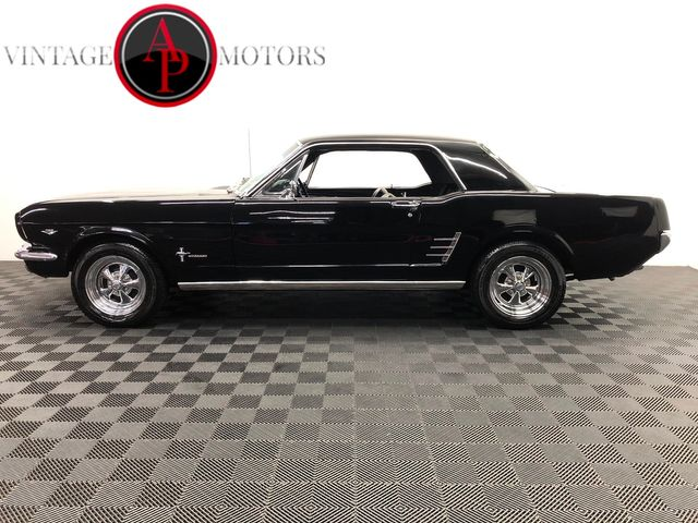 1966 Ford MUSTANG V8 4 SPEED CONSOLE