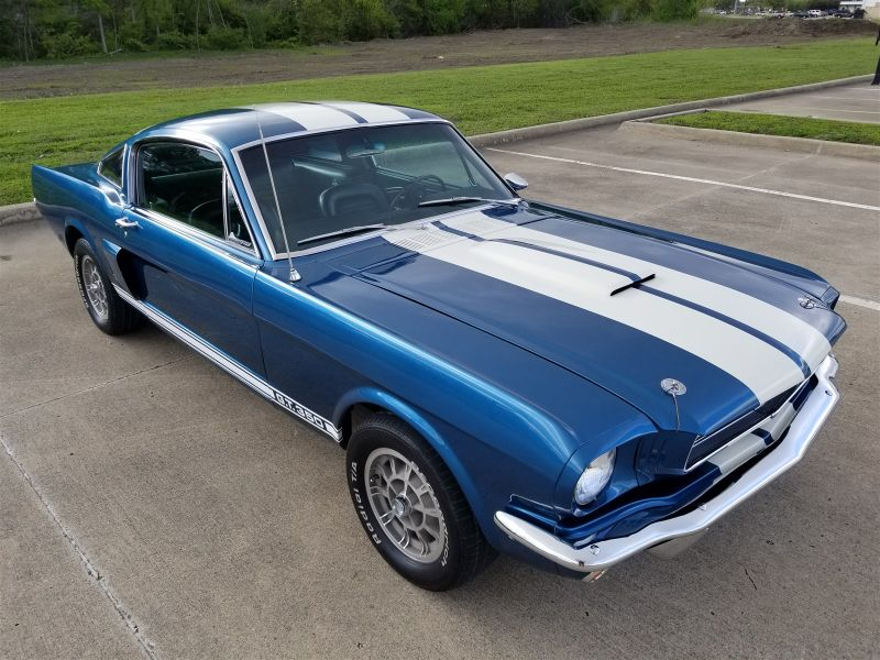 1966 Ford Shelby Mustang GT350 Fastback - REAL DEAL in Rowlett, Texas