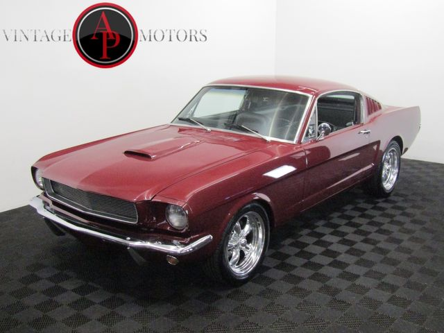1966 Ford MUSTANG FASTBACK AUTO V8 in Statesville, NC 28677