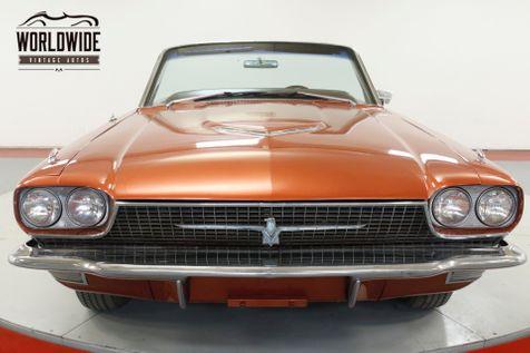 1966 Ford THUNDERBIRD 390V8 AUTO POWER TOP AND WINDOWS    Denver, CO   Worldwide Vintage Autos in Denver, CO