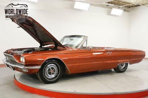 1966 Ford THUNDERBIRD 390V8 AUTO POWER TOP AND WINDOWS  | Denver, CO | Worldwide Vintage Autos in Denver, CO