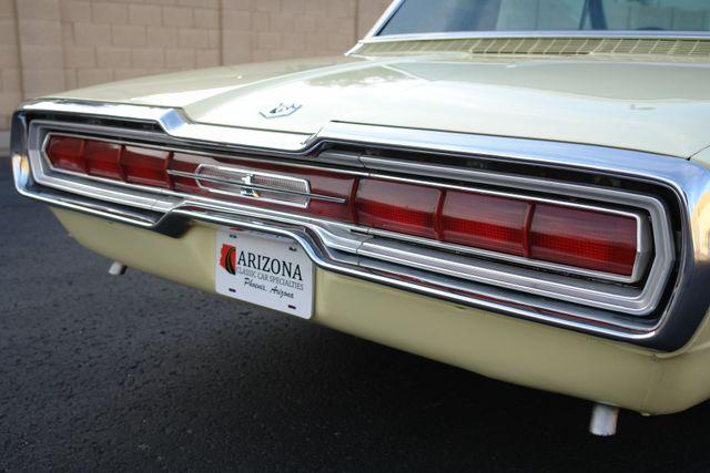 1966 Ford Thunderbird Phoenix, AZ 4