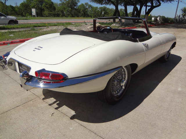 1966 Jaguar  E-Type Austin , Texas 4