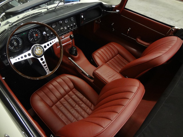 1966 Jaguar  E-Type Austin , Texas 14