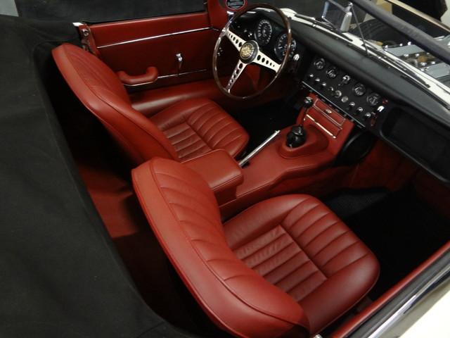 1966 Jaguar  E-Type Austin , Texas 15