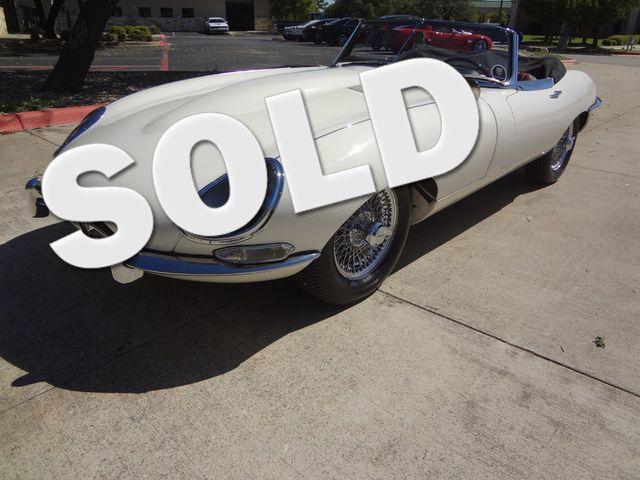 1966 Jaguar  E-Type Austin , Texas