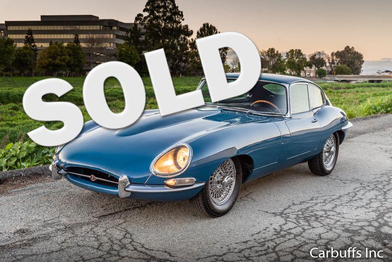 1966 Jaguar XKE Series 1   Concord, CA   Carbuffs