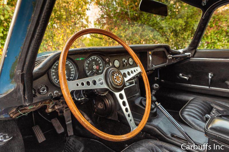 1966 Jaguar XKE Series 1 | Concord, CA | Carbuffs in Concord, CA