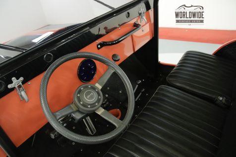 1966 Jeep CJ5   FRAME OFF RESTORED. HIGH DOLLAR BUILD 4X4 | Denver, CO | Worldwide Vintage Autos in Denver, CO